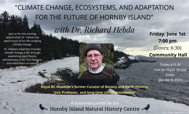 Richard Hebda Poster